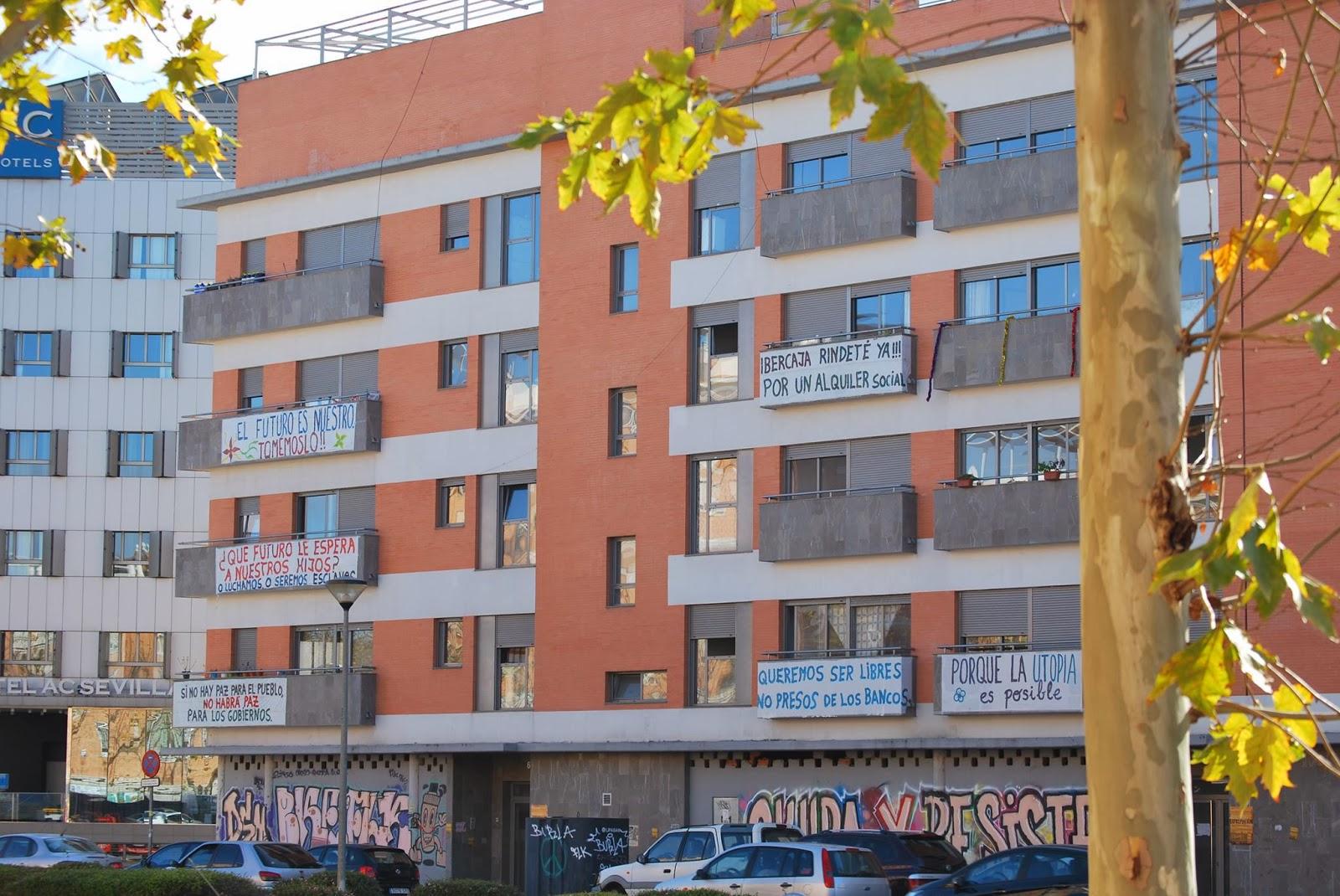 El n mero de viviendas okupadas en la comunidad de madrid for Oficina de vivienda comunidad de madrid